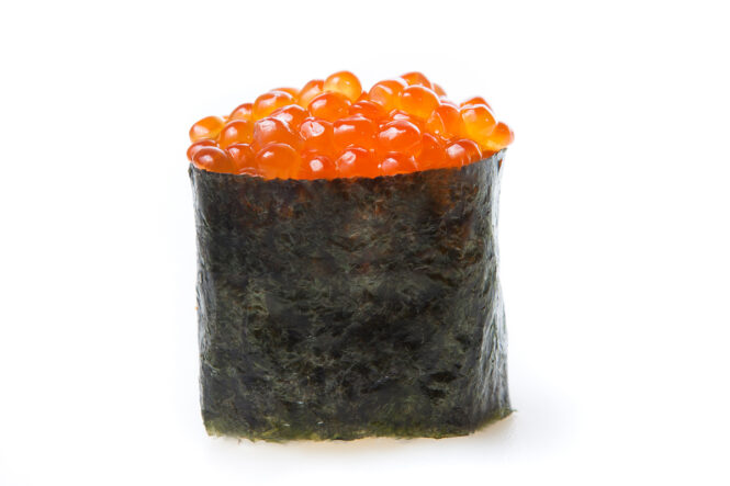 Kalamaari sushi