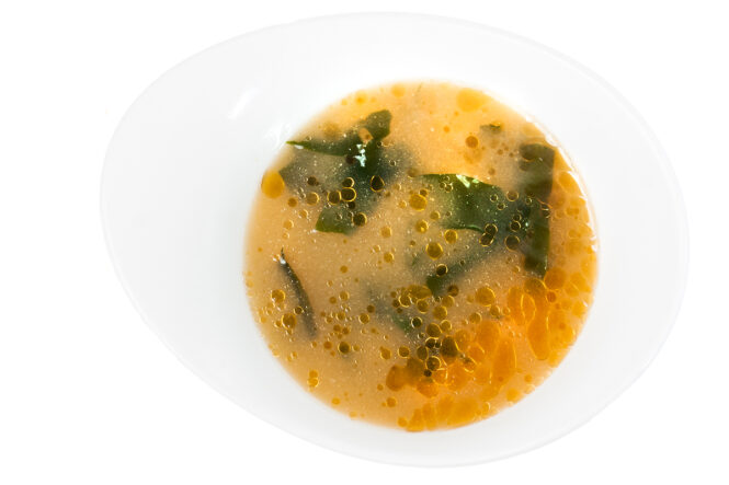 Miso supp