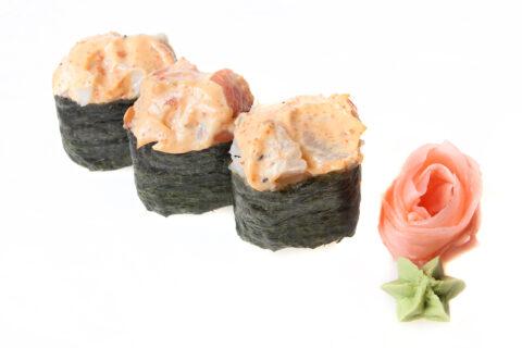 Ostrije sushi